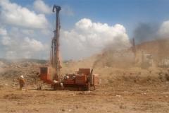 Hanjin Drill Rig 6000 blast hole